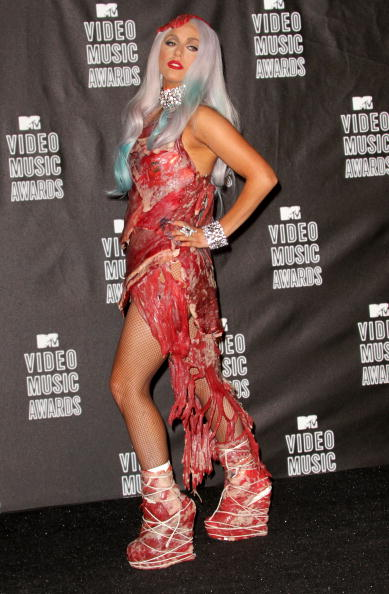 Lady Gaga at 2010 MTV Video Music Awards