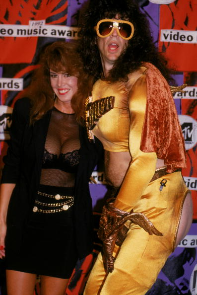 Howard Stern at 1992 MTV Music Video Awards