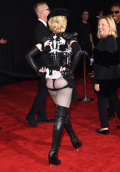 Madonna at 2015 Grammy Awards