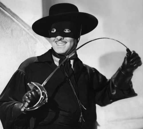 12. The Mark of Zorro (1940)