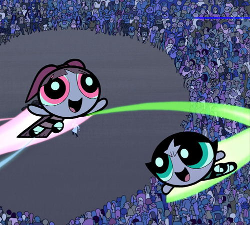 18. The Powerpuff Girls Movie