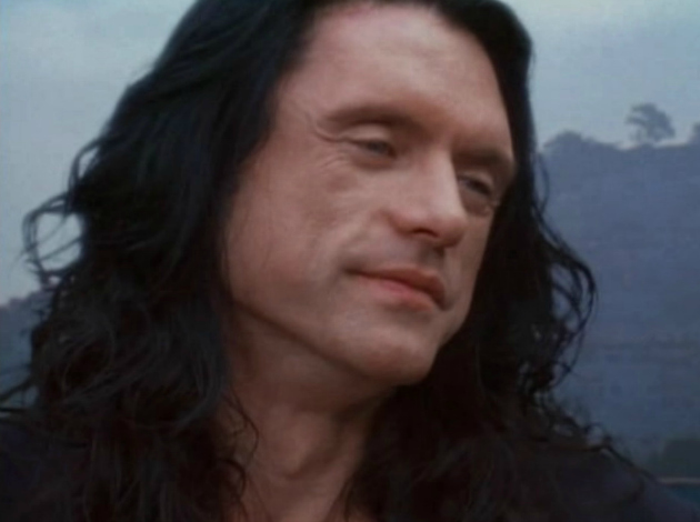 Wiseau is Unique