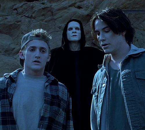 44. Bill & Ted's Bogus Journey (1991)
