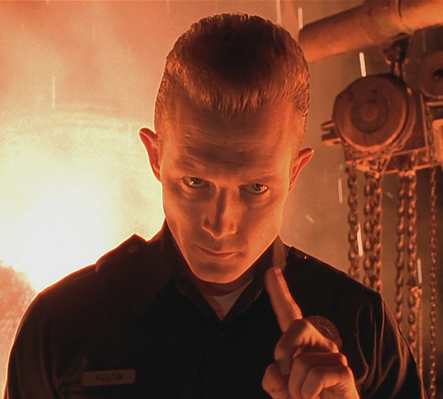 3. Terminator 2: Judgment Day (1991)