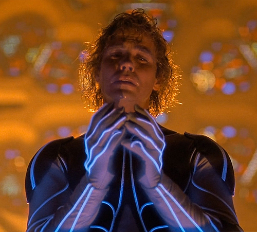 45. The Lawnmower Man (1992)