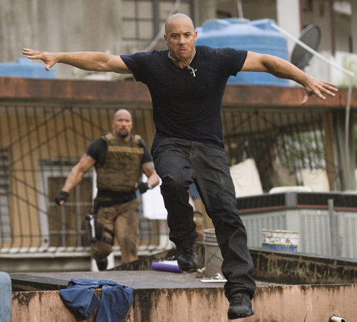 14. The Fast and the Furious