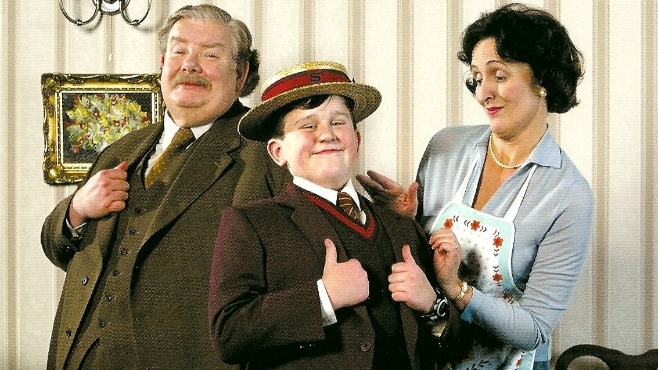 7. The Redemption of Dudley Dursley