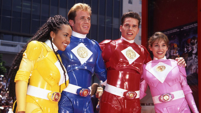 X-Men Writers Board the Mighty Morphin' Power Rangers Reboot
