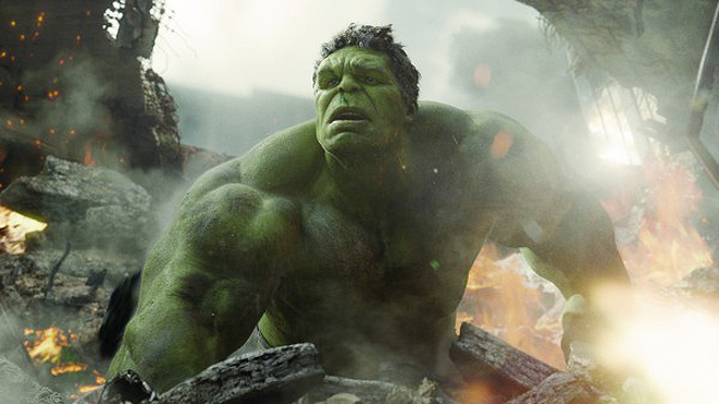 Solo Hulk Movie Back in Discussions at Marvel?