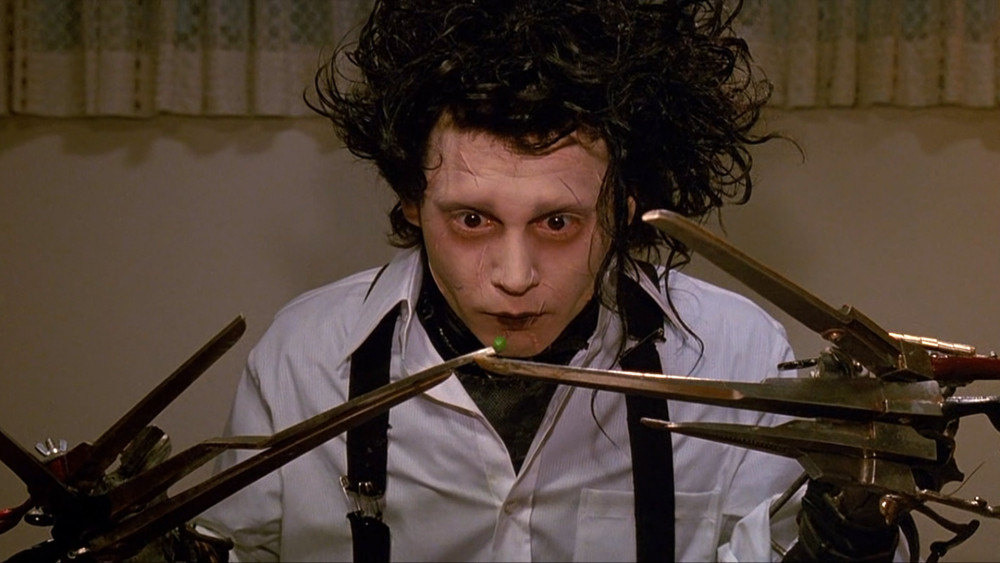 2. 'Edward Scissorhands' (1990)