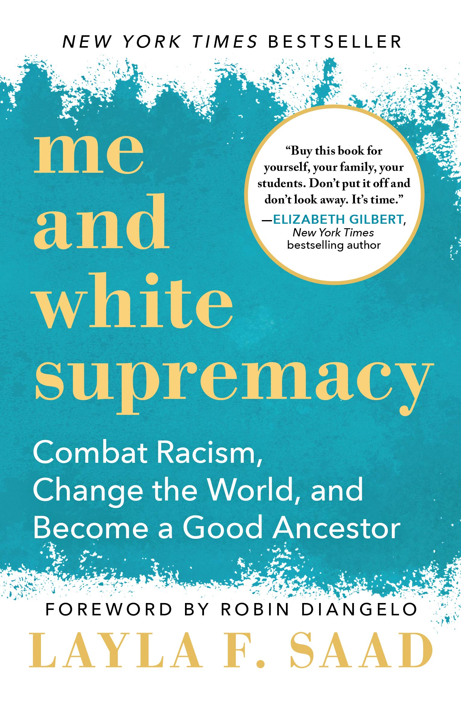 'Me and White Supremacy' by Layla Saad