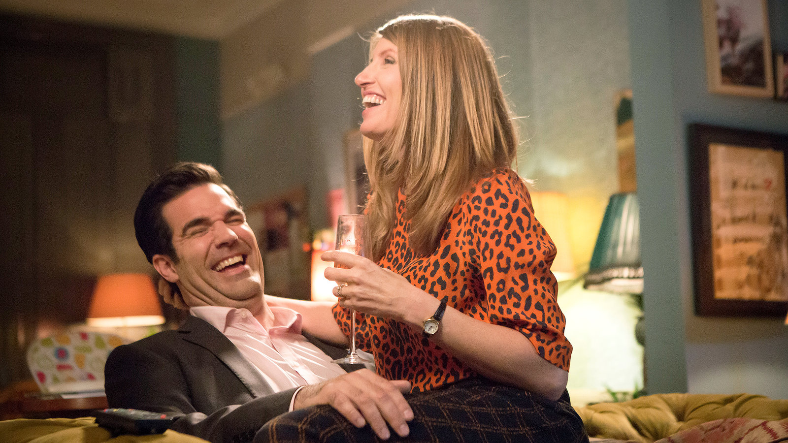 5. Rob and Sharon on 'Catastrophe'