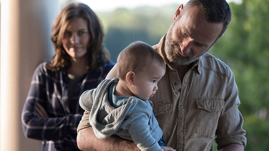 Saying Goodbye to Rick and Maggie