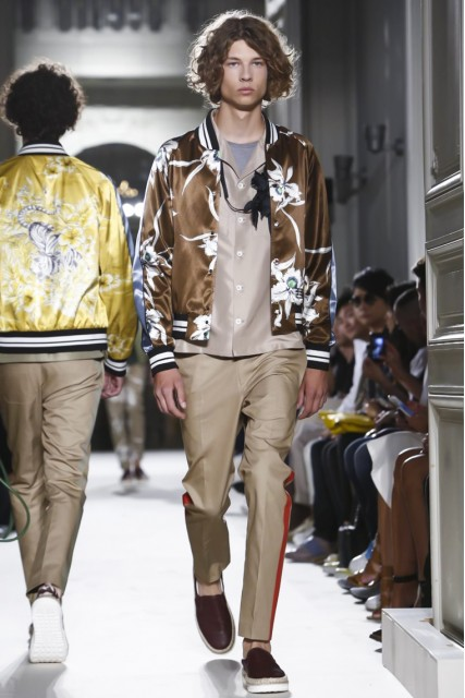 Valentino S/S16 - Paris Collections, Mens