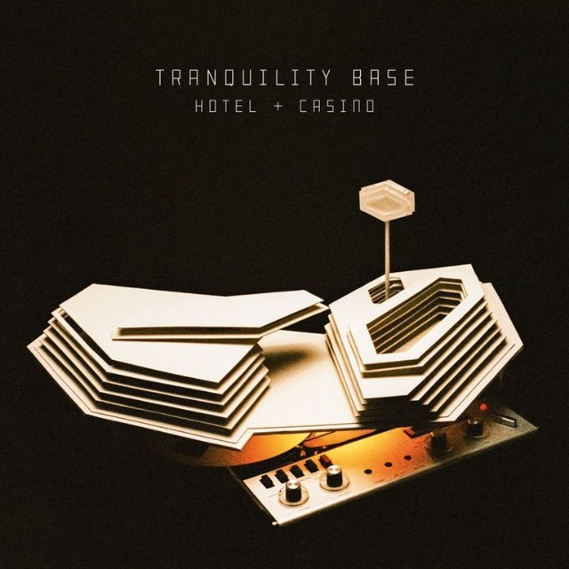"""Arctic Monkeys 'Tranquility Base Hotel & Casino' (May 11)"""