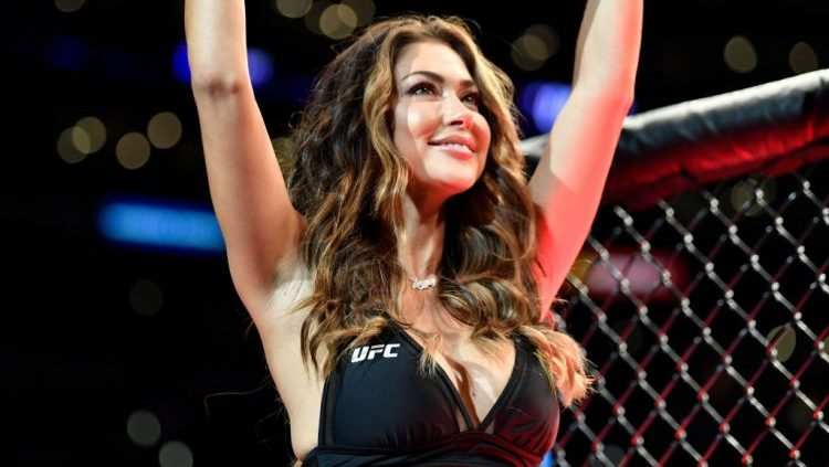 Octagon Girl Arianny Celeste Is Uncaged On Instagram