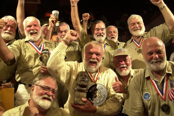 Hemingway Lookalike Contest Cancelled, Events Likely Included Heavyweight Drinking and Boxing Your Demons