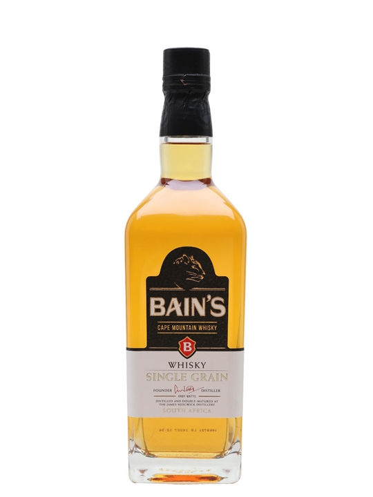 Bain's Cape Mountain Whisky (South Africa)