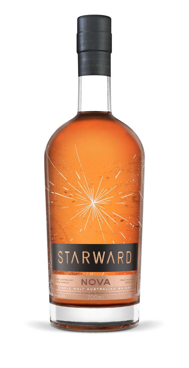 Starward Nova Single Malt Whisky (Australia)